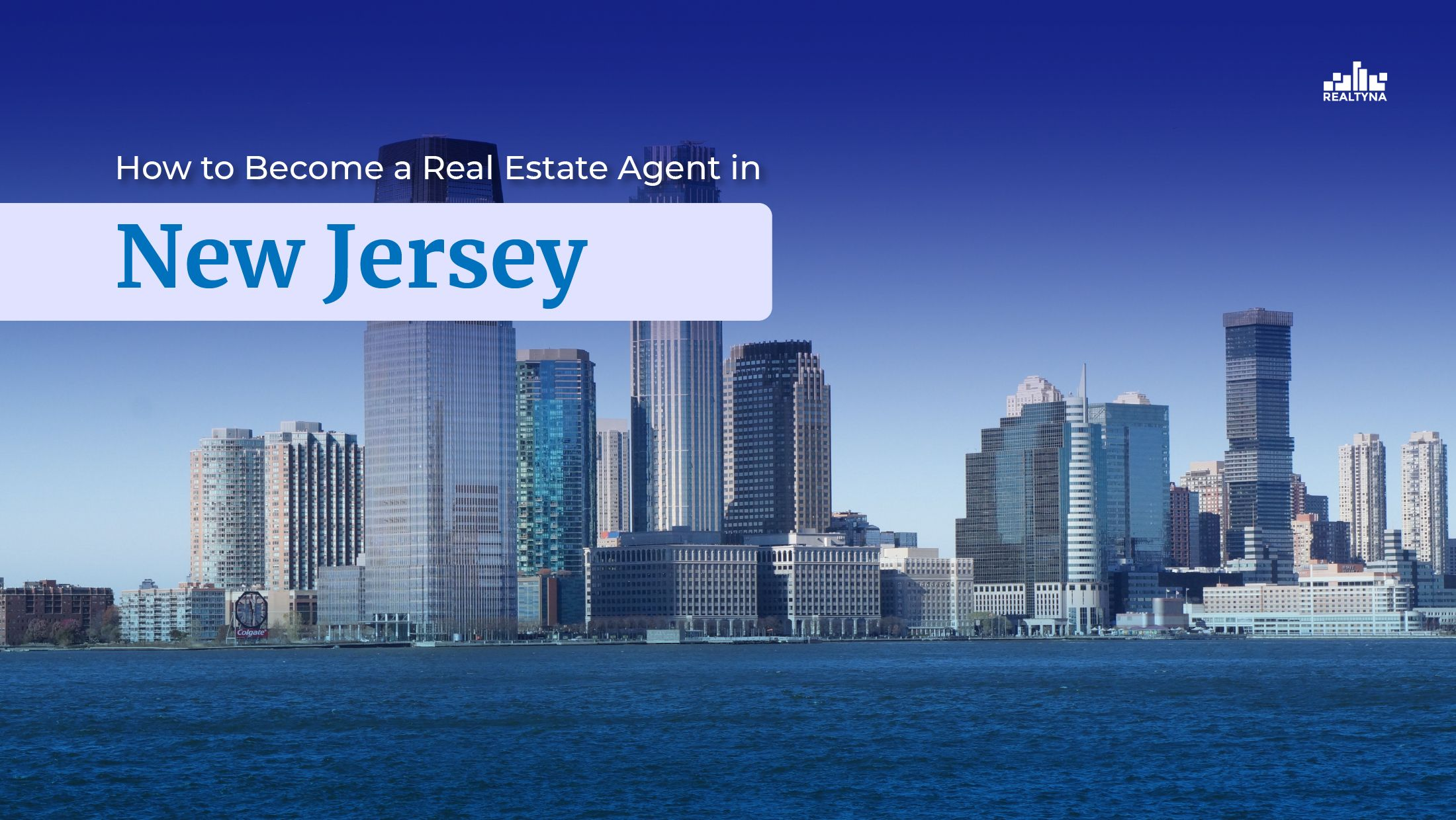 Real Estate Agent in New Jersey