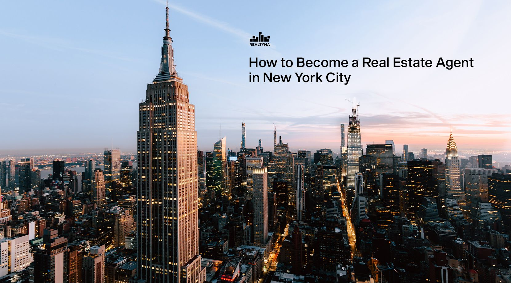 real estate agent nyc