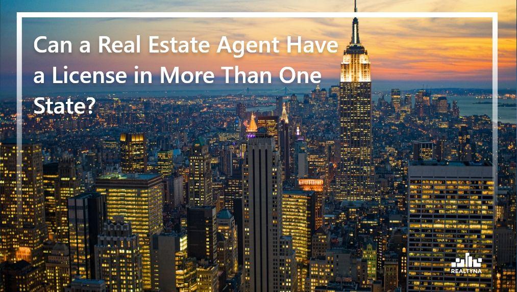 Real Estate Agent License