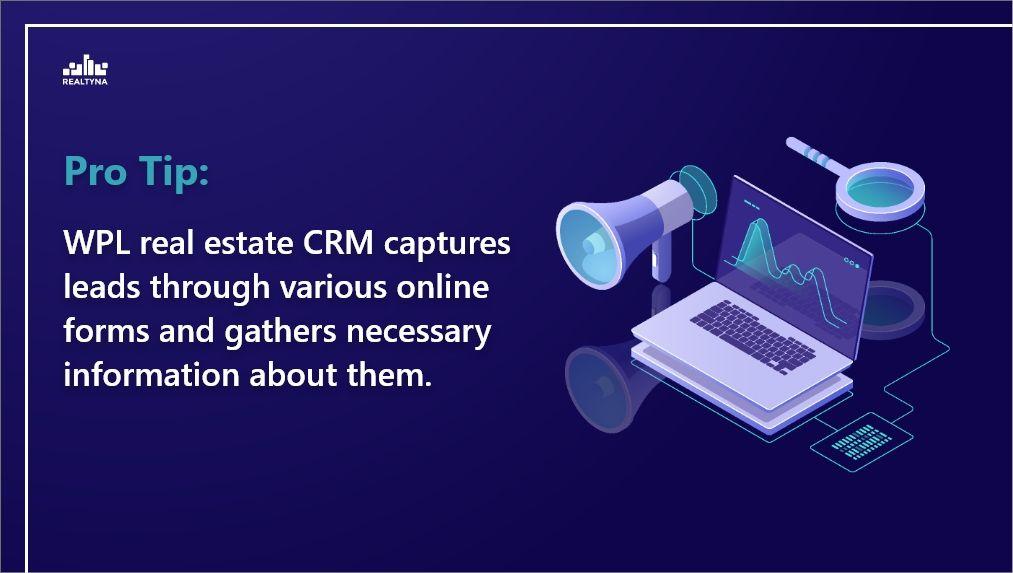 WPL Real Estate CRM