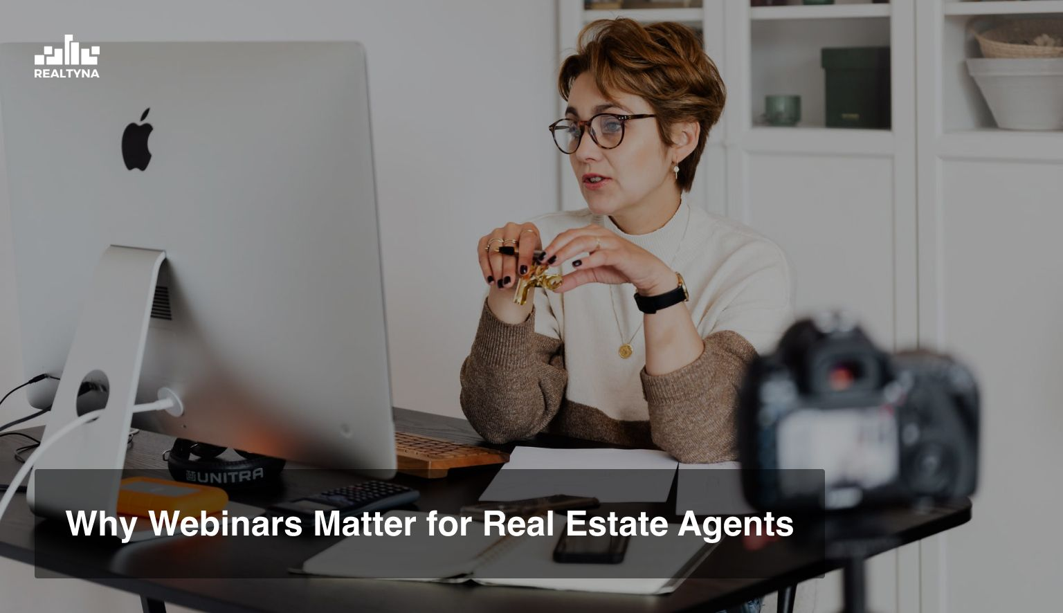 Real estate webinars